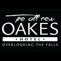 The Oakes Hotel overlooking the Falls, Niagara Falls