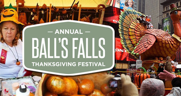 Ball's Falls Thanksgiving Festival
